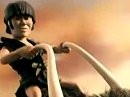 Mammut - Bike: Bereits in der Steinzeit standen die Frauen auf Motorräder ;-)