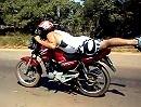 Bodytuning: Mangelnde Motorleistung wird durch Köperhaltung kompensiert