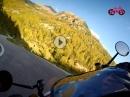 Manghen Pass runter - Passhöhe nach Castelnuovo (Valsugana)