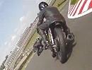 Manx Norton onboard Brands Hatch (2 Runde) - Alte Eisen kriegen Flügel