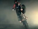 Marat Kankadze Stuntriding auf Husqvarna SMR 511 Amazing
