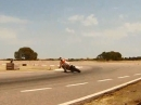 Marc Marquez #93 - Supermoto kann er auch - der lebt Racing