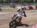 Marc Marquez Dirt Track Training - von nix kommt nix!