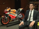Marc Marquez Interview - 2017 MotoGP World Champion