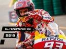 Marc Marquez Kalender 2018 - EL FENOMENO 93 das ideale Geschenk für Marquez-Fans