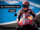 Marc Marquez Kalender 2020 - EL FENOMENO 93 - DIN A3 2020 - das ideale Geschenk für den Fan