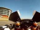Marc Márquez - Moto2 onboard Portimao in zügig
