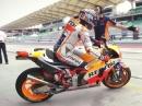 Marc Marquez und Dani Pedrosa - MotoGP Sepang Test 2017