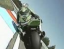Marco Melandri onboard Brünn (Brno) - einmal krachend schnell