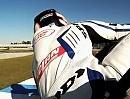 Marco Melandri Onboard Jerez mit BMW S1000RR: Forza Marco Tiefflug