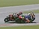 Marco Melandri vs. Fonsi Nieto 250ccm Geile Battle 2002 um den WM-Titel - Top-Race