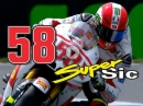 "Marco Simoncelli (1987 - 2011) ""SuperSic"" Tribute never forgotten"