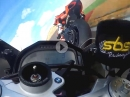 Markus Reiterberger, Aragon: BMW S1000RR vs. WSBK Ducati Panigale