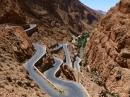 Marokko - Dadesschlucht von Msemrir nach Boulemane - Fernweh
