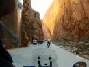 Marokko: Todra Schlucht von Tinerhir nach Assoul Top!