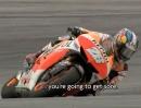 Marq Marquez / Dani Pedrosa MotoGP-Test Sepang 2013 (englisch)
