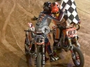 Marquez gewinnt vor Elias und Baker - Superprestigio Barcelona Dirt Track 2016
