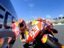 Marquez onboards Portimao - Start from the Hot Seat