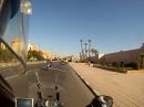 Marrakesch (Marokko) Motorrad Stadtrundfahrt
