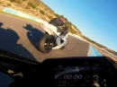 Marvin Fritz onboard Jerez: 1.44 Yamaha R1 Serie