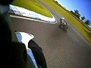 Mas Du Clos - Onboard Yamaha R1 - Mas Du Clos 2009 - Playing Around