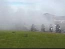 Massen Burnout: 2012er Superduke Battle - würdiger Abschluß
