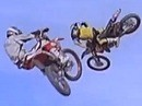 Mat Rebeaud X-Fighters Training - Flugschau vom Feinsten