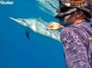 Mauritius Action: Wassersport mit Rollei 7S und Kevin Backes