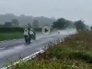 Max Attack - RainPorn - NW200 2019 - Wegen Wasser geht kein Mensch vom Gas!!!