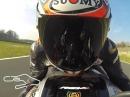 Max Biaggi onboard Vallelunga | Aprilia RSV4 RF