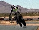 Max Biaggi Supermoto - Unseen Footage Training Video
