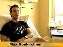 Max Neukirchner im Krankenhaus Chemnitz mit Interview Dr. Kupfer