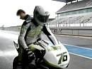Max Neukirchner in Portimao - Testfahrten auf Ten Kate Honda