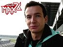Max Neukirchner ist besonders schlau - er kuckt Motorradvideos auf eVisorTV