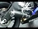 MBRP Yamaha R6 Carbon Fiber Slip-On