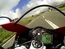 MCN Sports bike of the year 2009 - KTM RC8R, Yamaha R1, Aprilia RSV4 Triumph Daytona 675