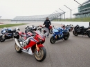 MCNs Großer Superbike Vergleichs Test 2017: Honda, Ducati, BMW, Yamaha, Suzuki, Aprilia, Kawasaki
