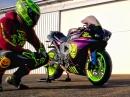 Bildschön: Yamaha YZF-R1 RN22 - BikePorn von GMW und RecArt