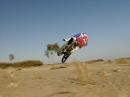 Mega Vollgas Crash bei Rallye OiLibya du Maroc 2014 Juan Pedrero