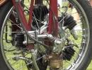 Megola 1922 mit 5-Zylinder-Umlaufmotor im Vorderrad - Neuwertig