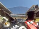 Mugello onboard: Das erste mal mit Yamaha R1