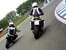 Mein erstes Renntaining in Oschersleben mit der Speed Triple 675