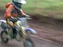 Mein Kleiner fährt Motocross 6 Jahre :)