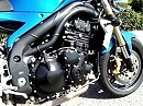 Meine Triumph Speed Triple