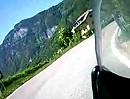 Mendelpass von Eppan zur Passhöhe