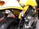 Messerundgang NEC Motorcycle Show Birmingham England