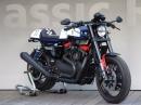 Metisse Harley VCR1200 - Cafe Racer mit Stil und Power