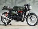 Metisse Triumph CR900 - 2014. Vorstellung durch Motorradmagazin MO