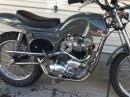 Metisse Triumph Steve McQueen Desert Racer Replica