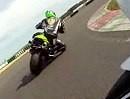 Mettet (Belgien) 02.04.2011 - onboard Panther Racing - Timo Steinicke